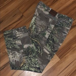 Men's Wrangler Camo pants